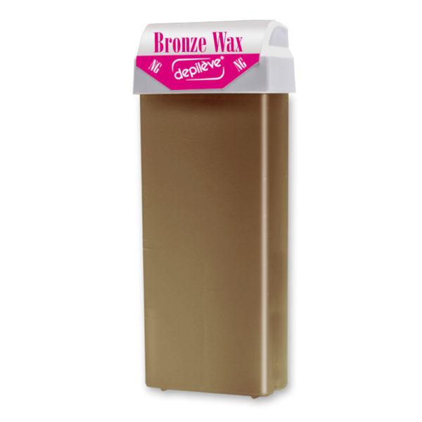 Depileve NG Bronze vaškas kasetėje