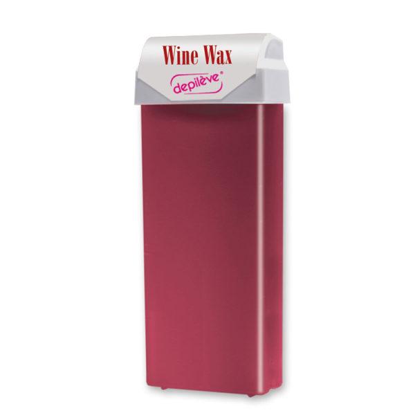 Depileve Wine vaškas kasetėje